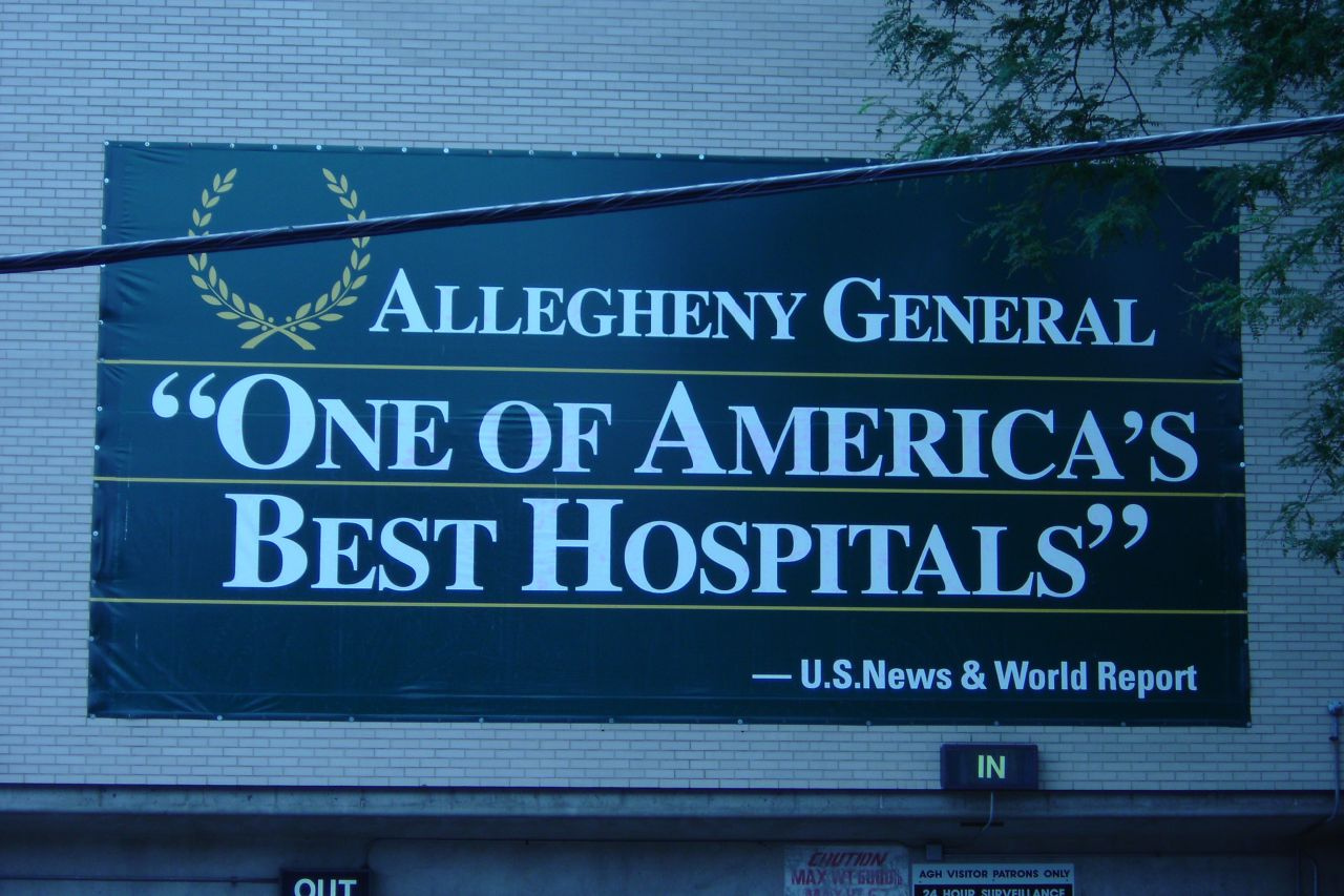 Pittsburgh's Allegheny General Hospital Latest Superbug Infection