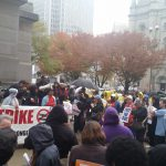 Workers Demand Living Wage in Philly Protest Today