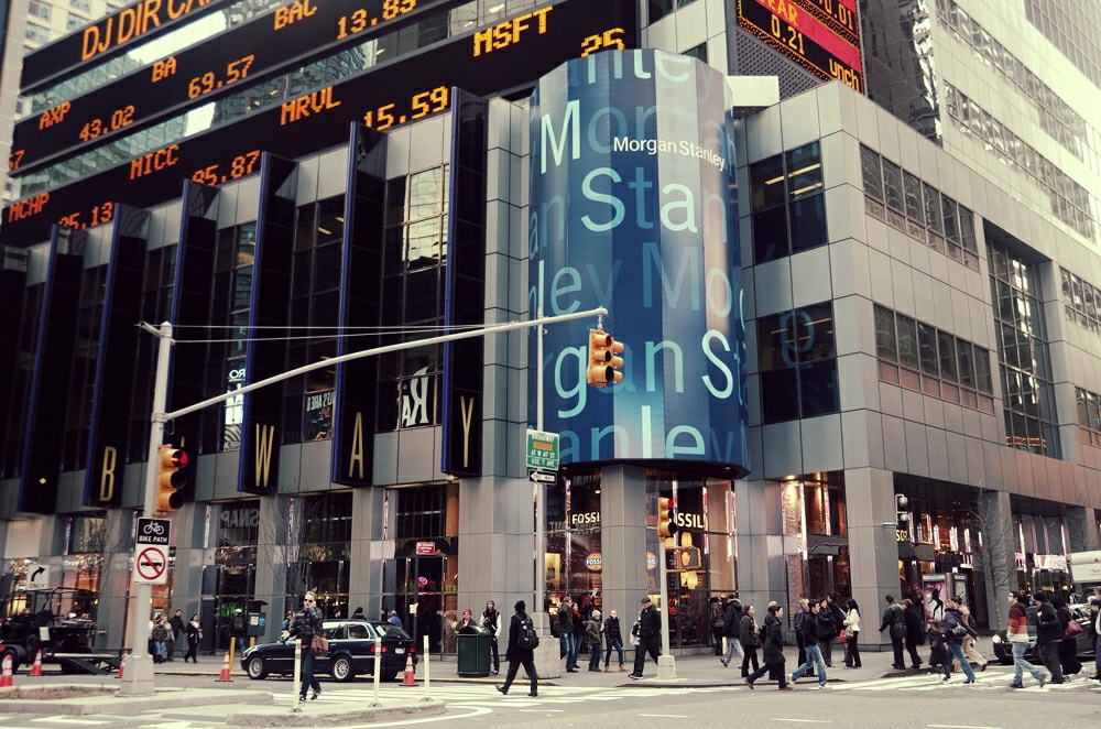 Morgan Stanley Pays $8 8 million to SEC for Prearranged MBS Trading