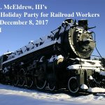 Jim McEldrew's Annual Railroad Worker Holiday Party