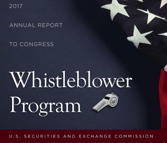 whistleblower report 2017
