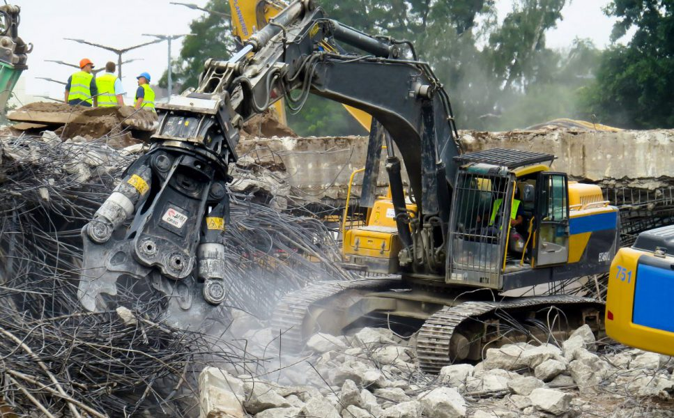 Trench & Building Collapse