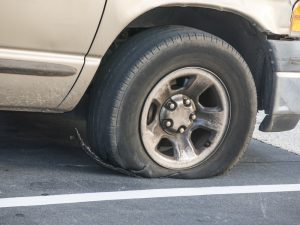 Tire Blowout Personal Injury Lawyers